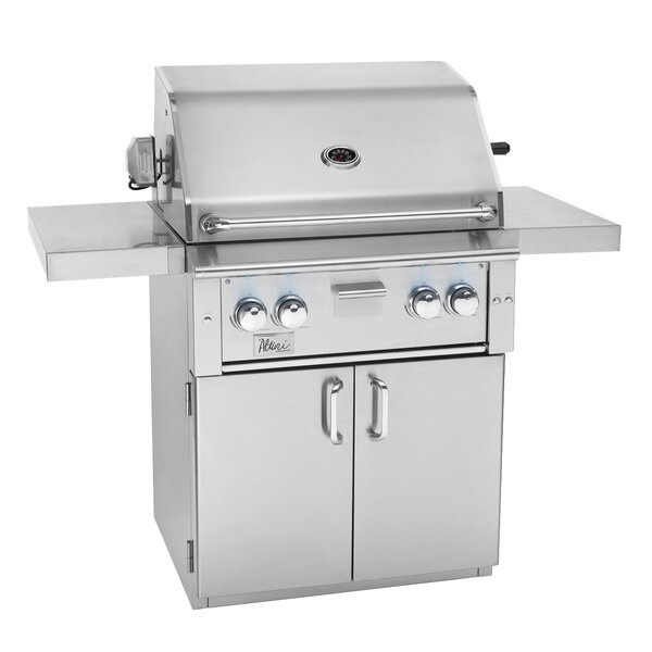 Alturi Gas Grill with Smoker by Summerset Professional Grills