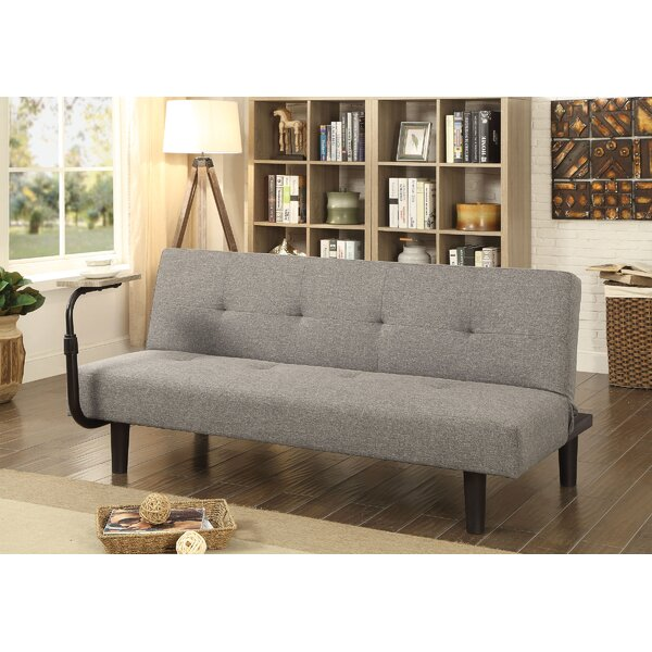 Indre Cushion Back Convertible Sofa by Latitude Run Latitude Run