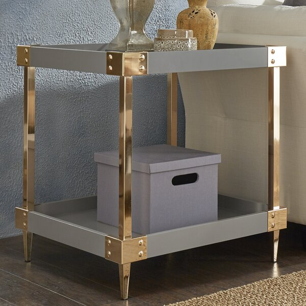 Blais End Table by Willa Arlo Interiors
