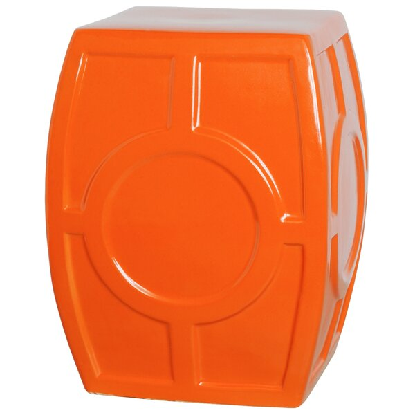 O Stool by Emissary Home and Garden