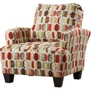 Multi Colored Accent Chair | Wayfair