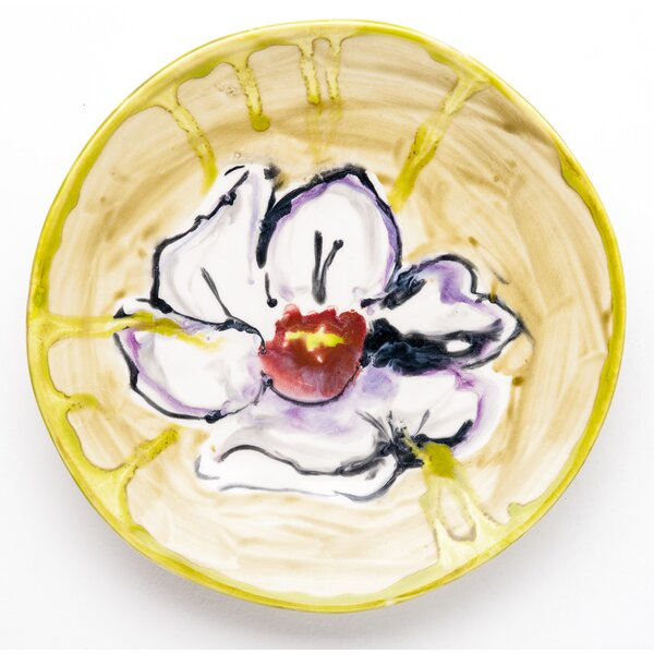 Camellia 9 Salad or Dessert Plate (Set of 4) by Abigails