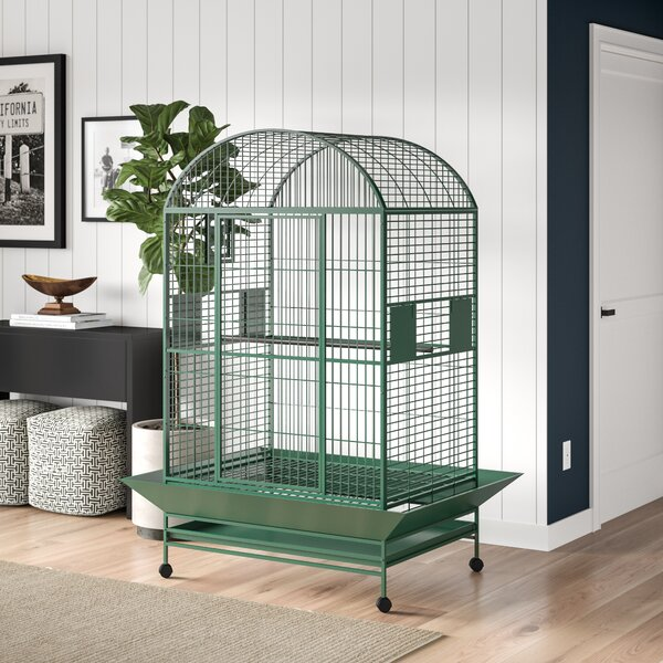 Ingleside Extra Large Dome Top Bird Cage by Tucker Murphy Pet