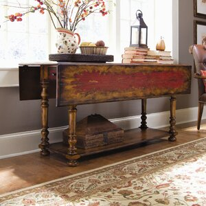 Seven Seas Drop-Leaf Console Table by Hooker Furniture