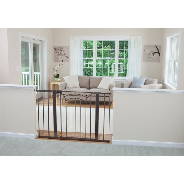 Easy Install Décor Tall and Wide Safety Gate by Safety 1st