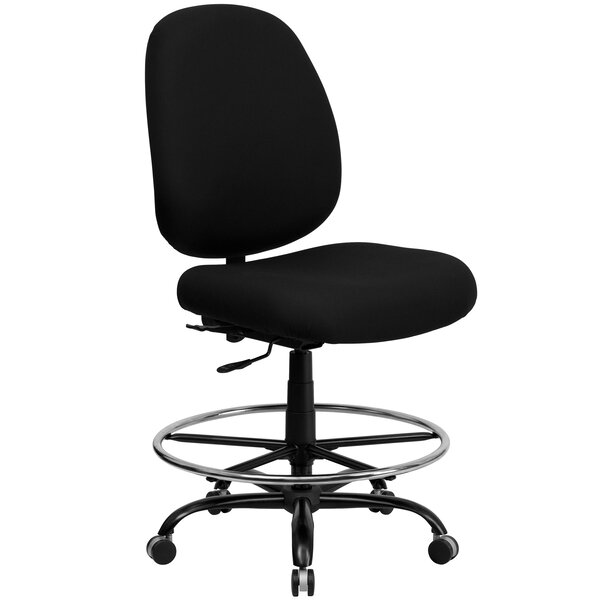 Laduke Drafting Chair by Symple Stuff