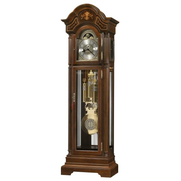 Harding 87 Grandfather Clock by Howard Miller®