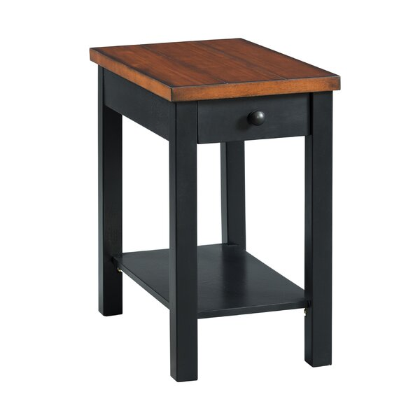 Trudell End Table with Storage by Winston Porter Winston Porter