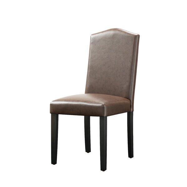 Roslin Upholstered Side Chair (Set Of 2) By Winston Porter