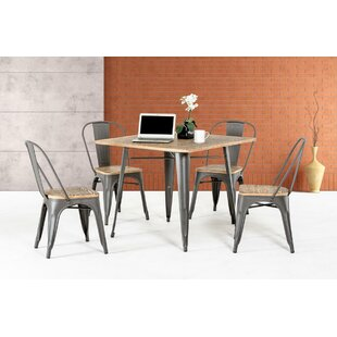 Sheree 5 Piece Dining Table Set By 17 Stories