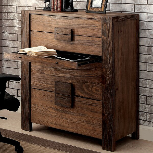 Bushman 4 Drawer Chest by Union Rustic