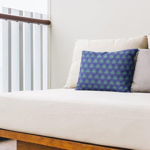Minimalist Trees Indoor/Outdoor Lumbar Pillow