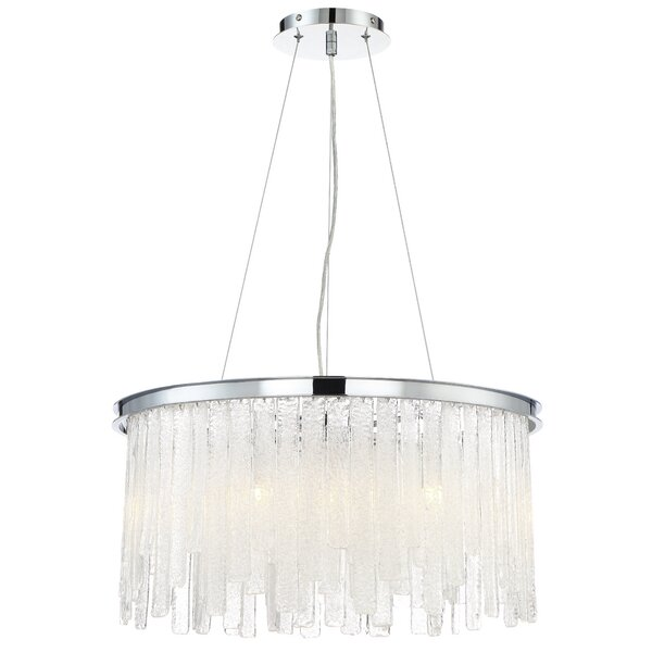Wanetta 10-Light Chandelier by Orren Ellis