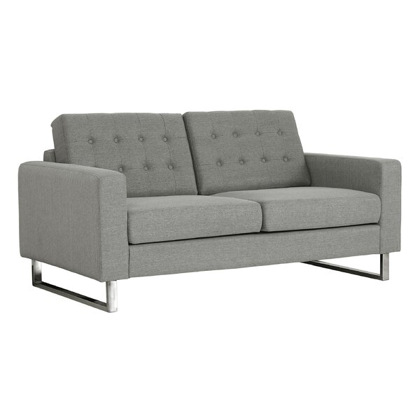 Zander Standard Loveseat by Orren Ellis