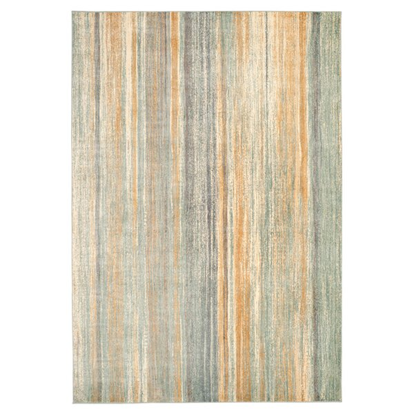 Roughtail Multi-Colored Area Rug by Red Barrel Studio