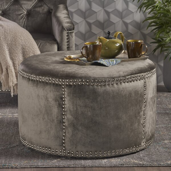 Loree Cocktail Ottoman By Red Barrel Studio