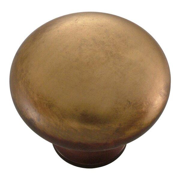 Generic Solid Mushroom Knob by Keeler