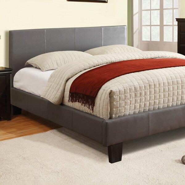 Zac Upholstered Platform Bed by Orren Ellis