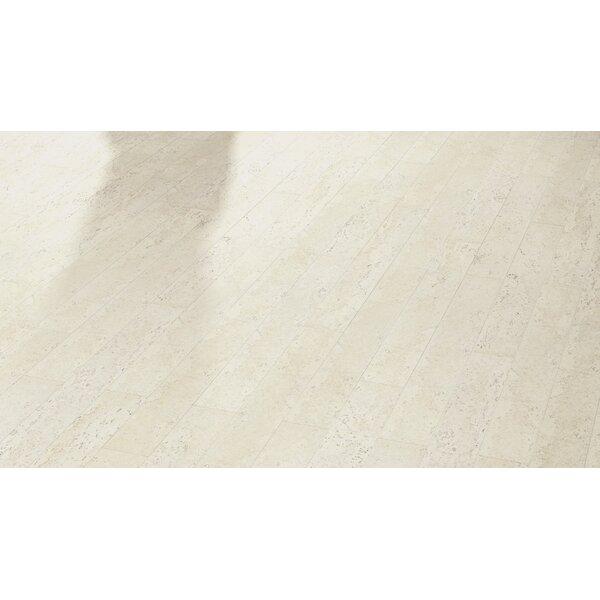 Cork Essence 5-1/2 Cork Flooring in Flock Moonlight by Wicanders