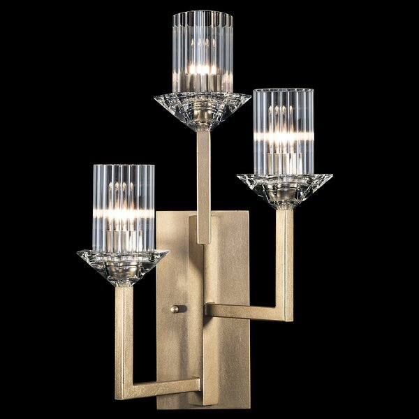 Neuilly 3-Light Armed Sconce by Fine Art Lamps