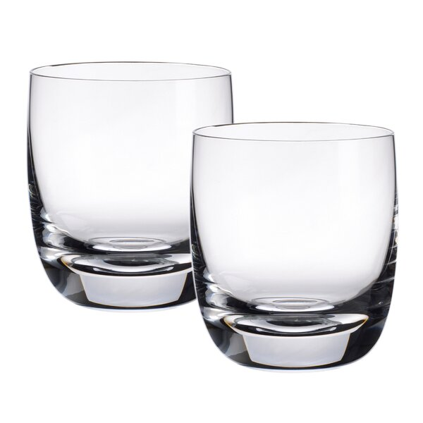 Scotch Whiskey Blended 9 oz. Crystal Cocktail Glass (Set of 2) by Villeroy & Boch