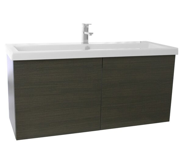 Space 47 Single Bathroom Vanity Set by Nameeks Vanities