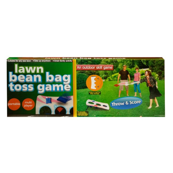 Lawn Bean Bag Toss Cornhole by Kole Imports