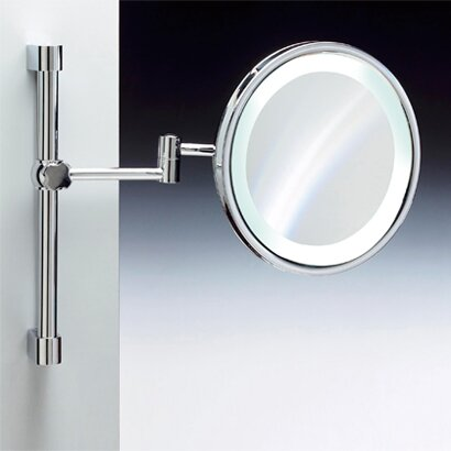 Wall Mounted Round Magnifying Mirror by Windisch by Nameeks