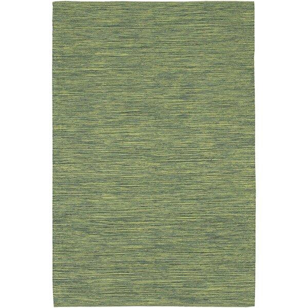 Elbeni Contemporary Green Area Rug by Zipcode Design