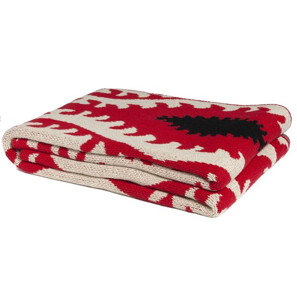 Reflections Throw Blanket by In2Green