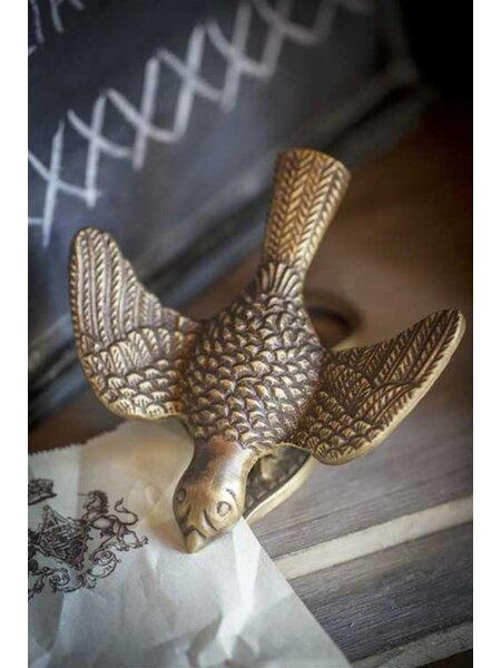 Charlene Bird Paper Clip by Canora Grey