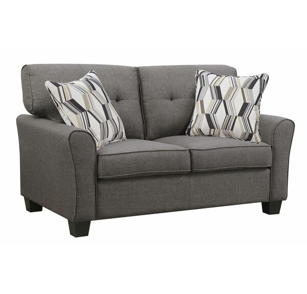 New Style Kittle Standard Loveseat by Ivy Bronx by Ivy Bronx