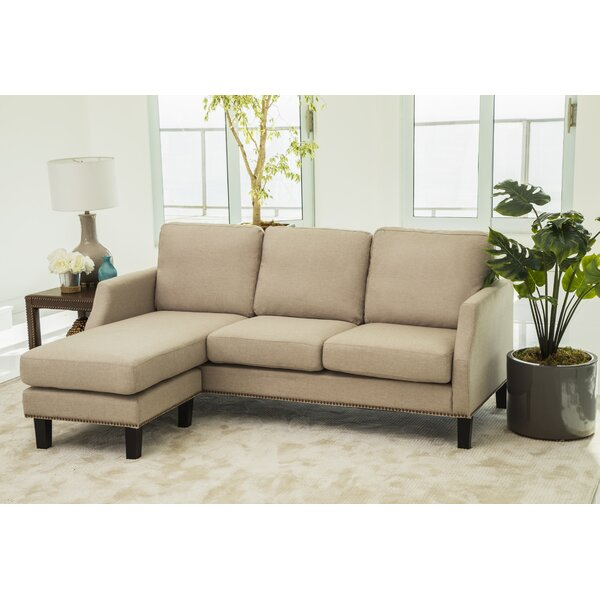 Edenburg Reversible Sectional by Laurel Foundry Modern Farmhouse