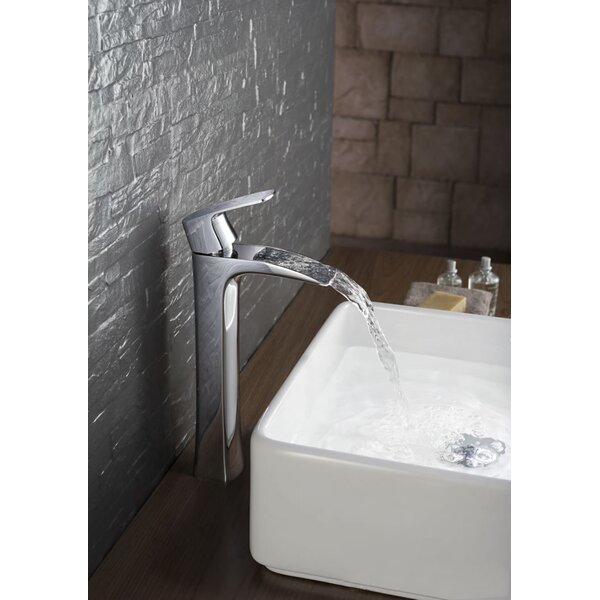 Centerset Vessel Sink Faucet by Sumerain International Group