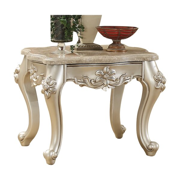 Jabari End Table by Astoria Grand Astoria Grand