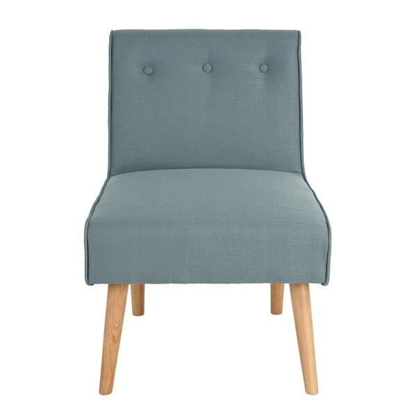 Brunelle Slipper Chair by George Oliver