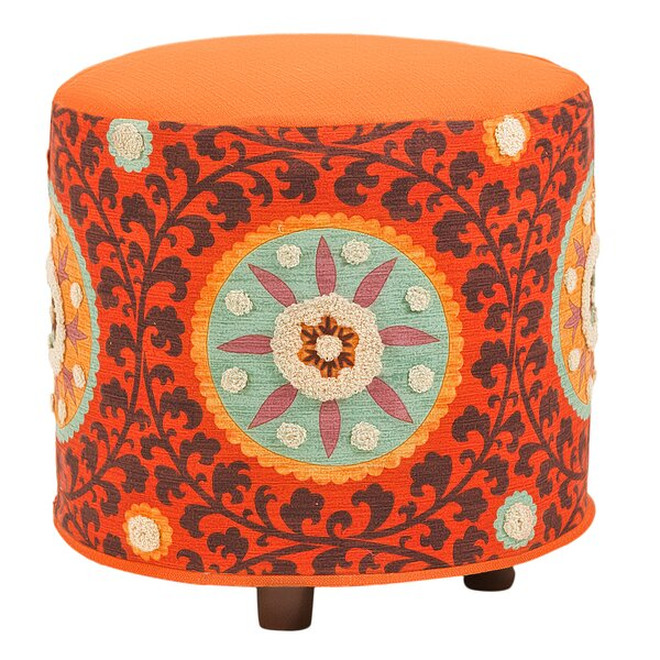 Nasha Ottoman by Loni M Designs