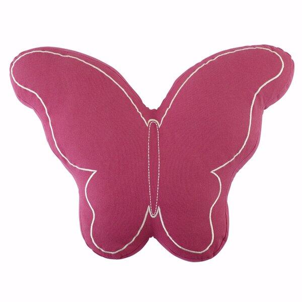 Butterfly Pillow By Birch Lane Kids.