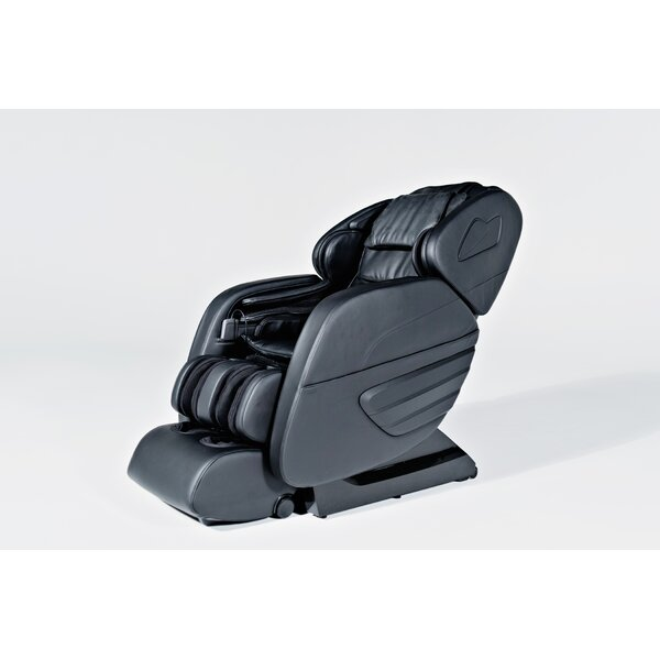 Long Rail 3D Reclining Heated Full Body Massage Chair By Latitude Run