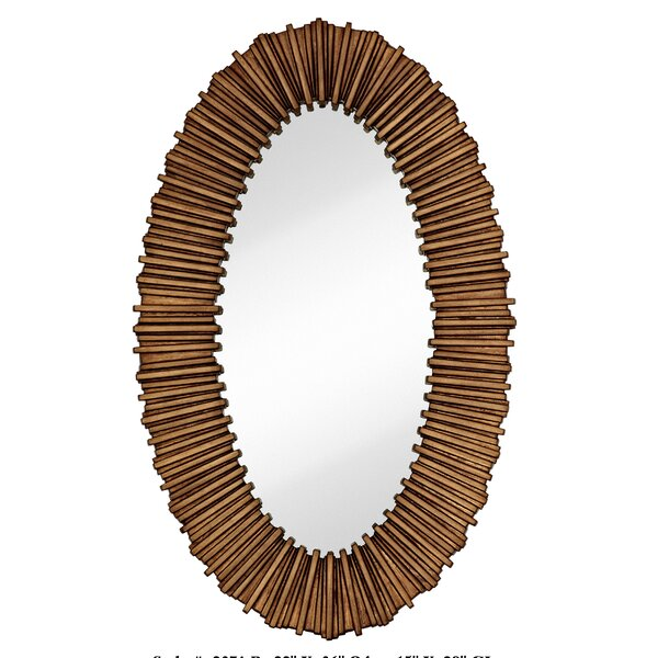 Ornate Hanging Wall Mirror by Majestic Mirror