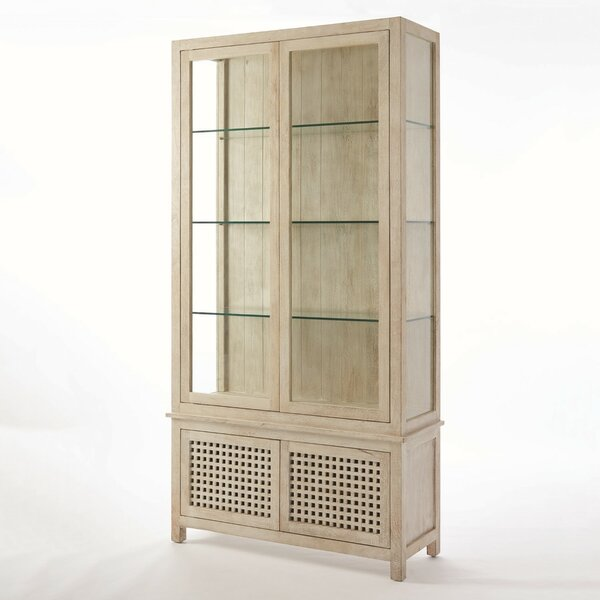 Driftwood Vitrine China Cabinet by Global Views