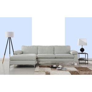 Manhasset Modern Large Sectional  sc 1 st  Wayfair : modern sofa sectionals - Sectionals, Sofas & Couches