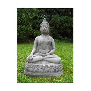 Buddha Stone Garden Statue