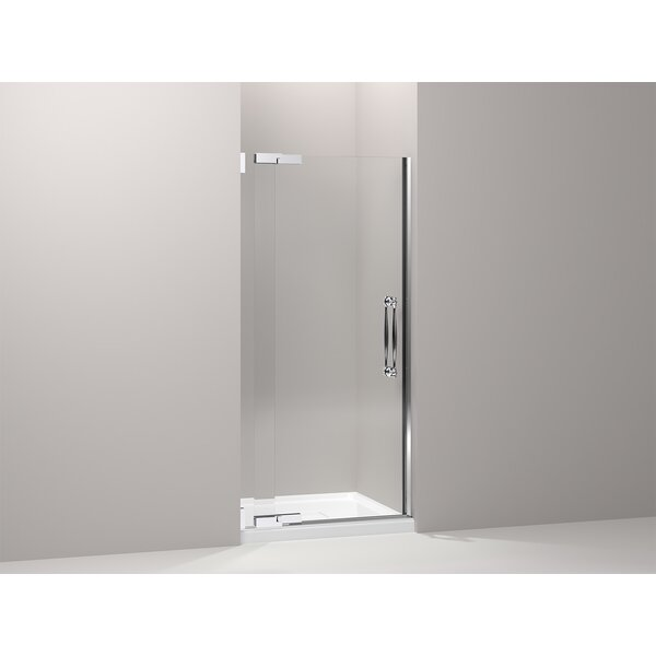 38.75 x 72.25 Pivot Panel and Sidelite Door with CleanCoat® Technology by Kohler