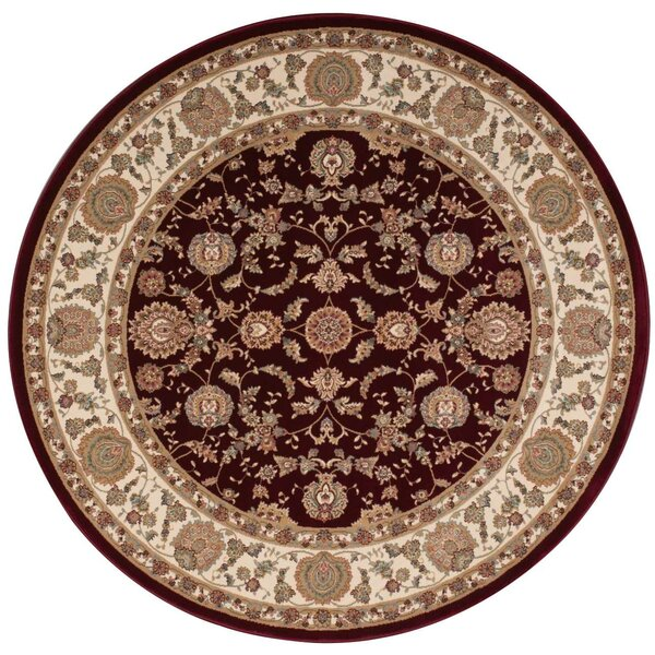 Antiquities Red Area Rug by Nourison