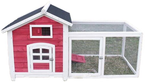 Walter Little Rabbit Hutch by Hutches & Cottontails