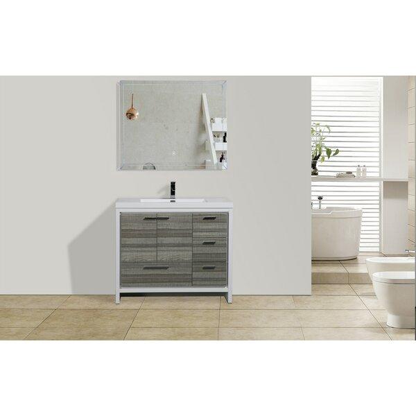 Melillo 41 Single Bathroom Vanity Set by Ivy Bronx