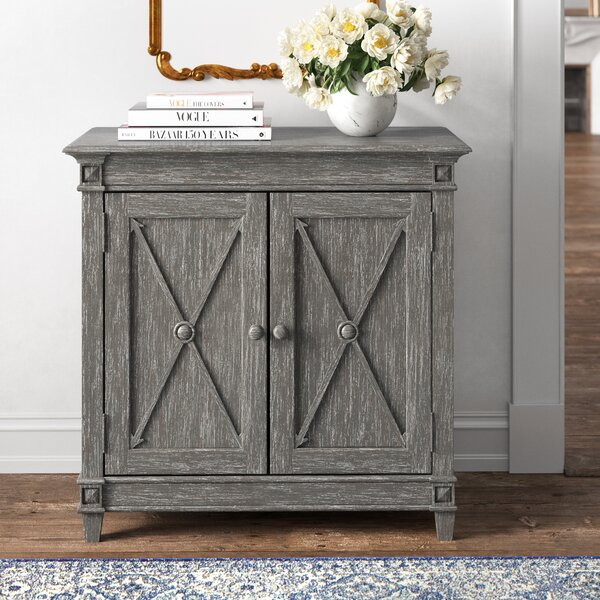 Franklin 2 Door Accent Cabinet By Kelly Clarkson Home