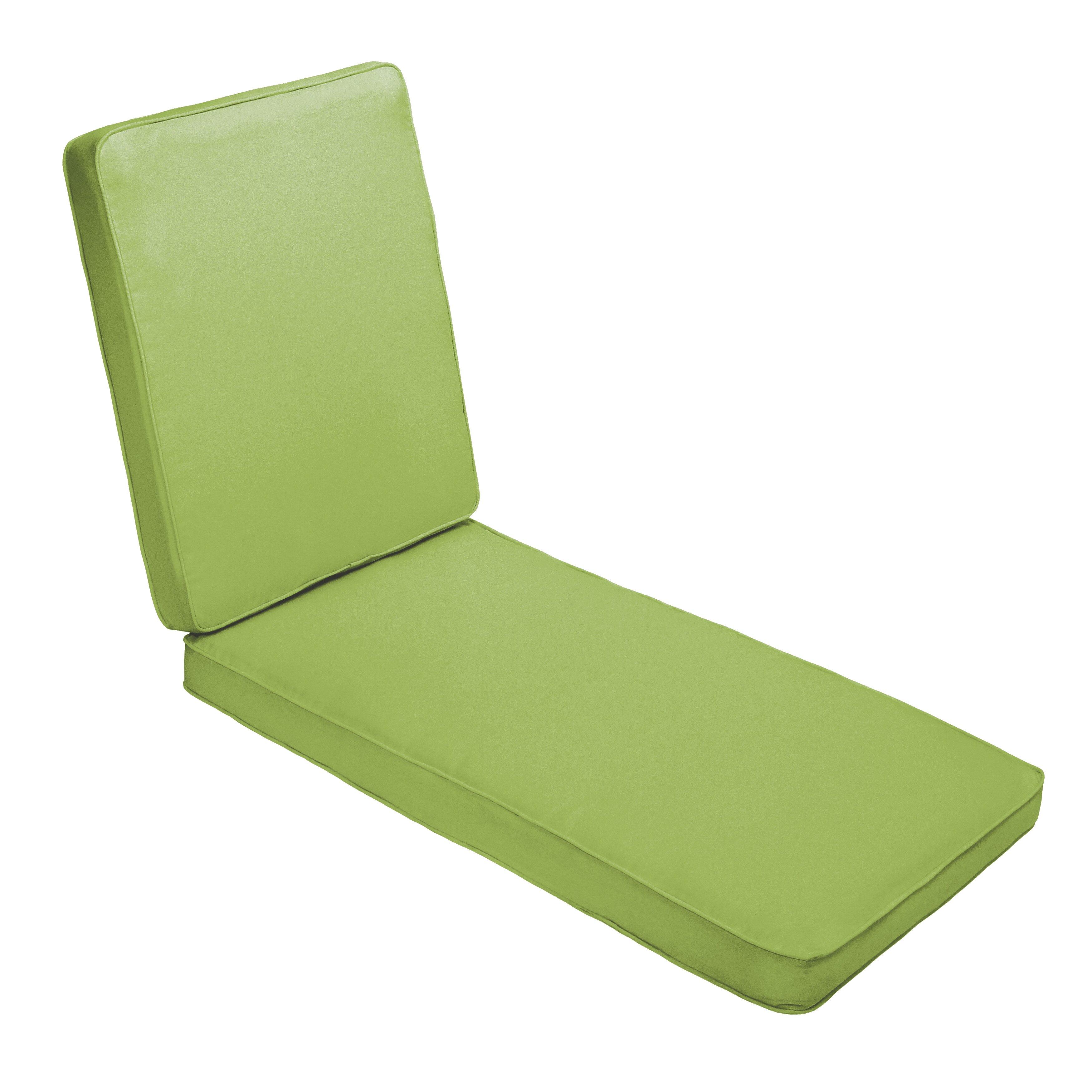 Le Outdoor Lounge Chair Cushion
