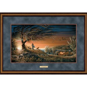 Lifetime Friends by Terry Redlin Framed Painting Print by Wild Wings